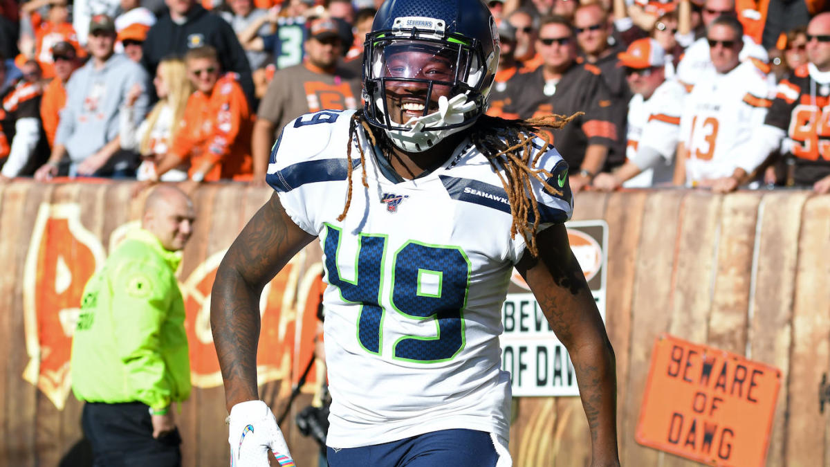 Seahawks To Reportedly Waive Linebacker Shaquem Griffin The Inspirational Story Of The 2018 Nfl Draft Cbssports Com