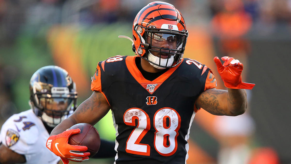 Nfl Games 2020.Race For No 1 Pick In 2020 Nfl Draft Bengals Redskins