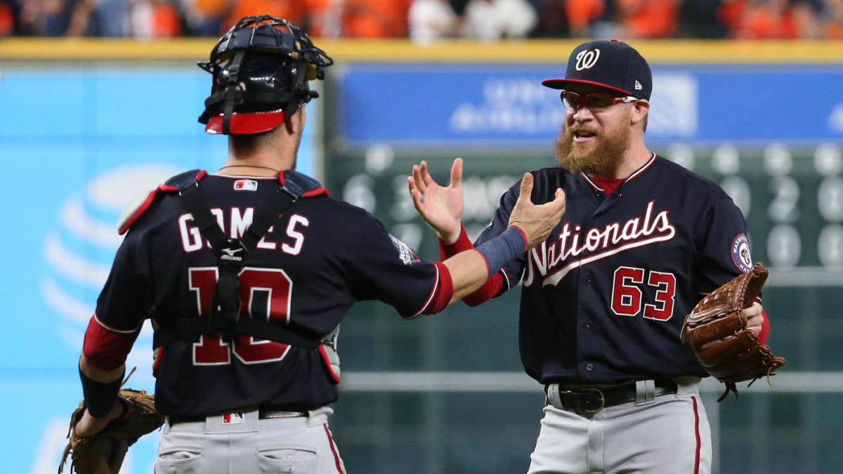 Astros sign-stealing scandal: Nationals had five sets of signs per pitcher in World Series, report says