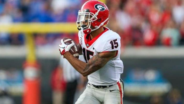 Georgia S Travel Roster Notes Hill Cager Available For