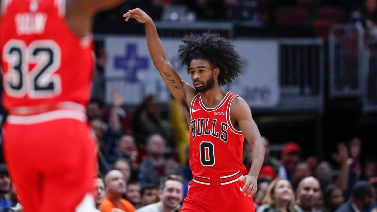 Coby White makes NBA history by becoming first rookie reserve to score 30-plus in three straight games