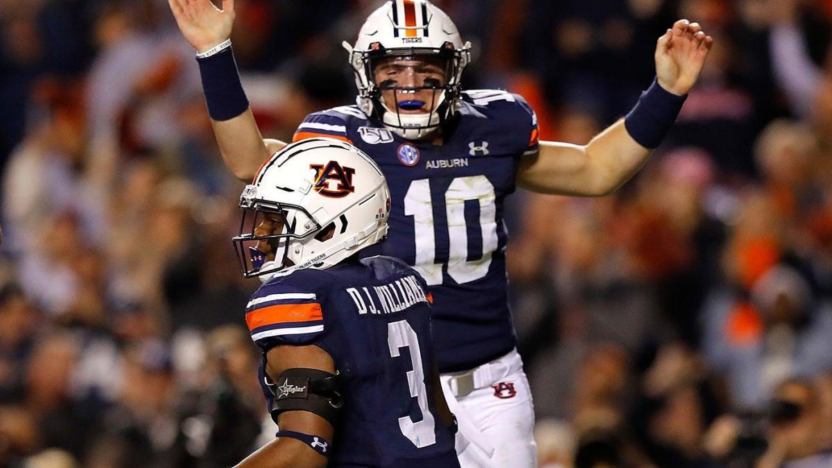 College Football Games Week 12 Auburn Looks To Play Sec