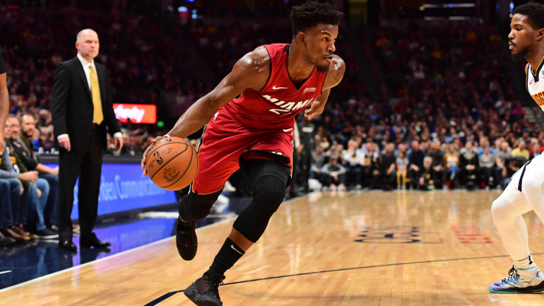 After turbulent stints with Wolves, 76ers, Jimmy Butler appears to have finally found a 'happy' home with Heat