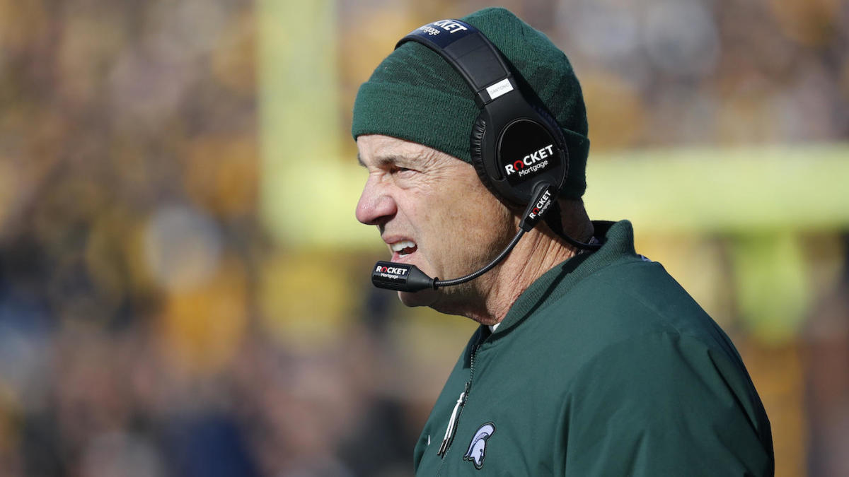 Mark Dantonio's best days are behind him, and Michigan State has a big decision to make