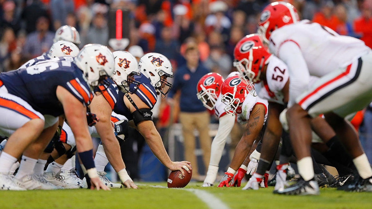 Georgia vs. Auburn score: Live game updates, highlights, college football scores, full coverage, start time