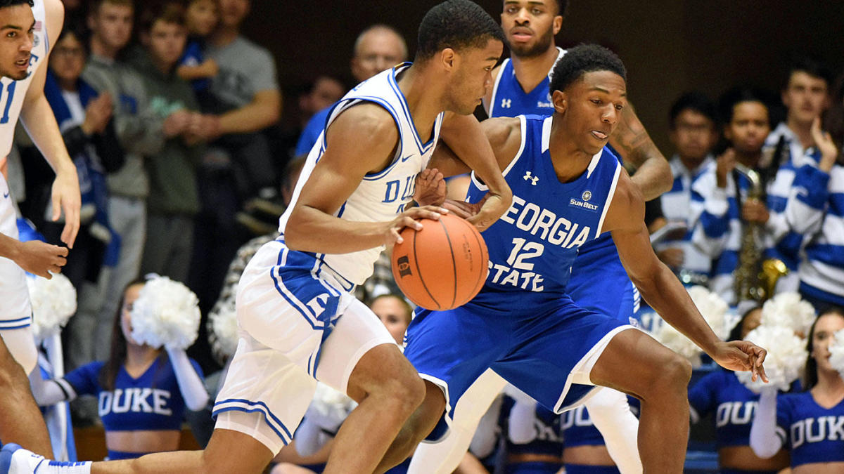College Basketball Rankings Duke Takes Over No 1 Spot In