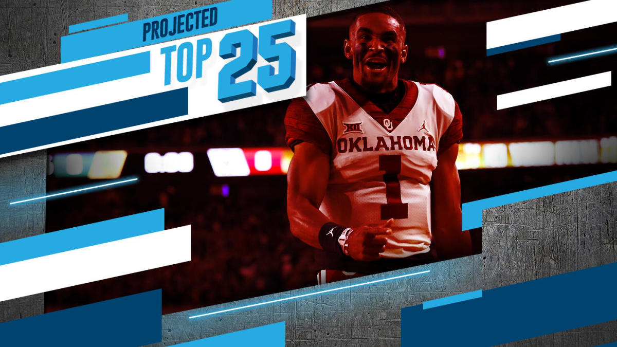 Tomorrow's Top 25 Today: Oklahoma moves up in college football rankings after stunning comeback