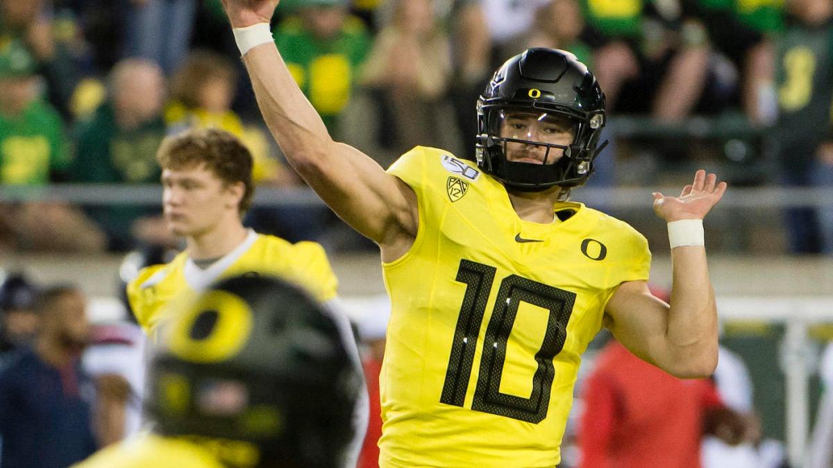 Oregon vs. Arizona State odds, spread: 2019 college football picks, predictions from proven computer