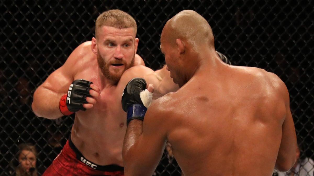 UFC divisional rankings: Jan Blachowicz slips at light heavyweight despite win over Jacare Souza