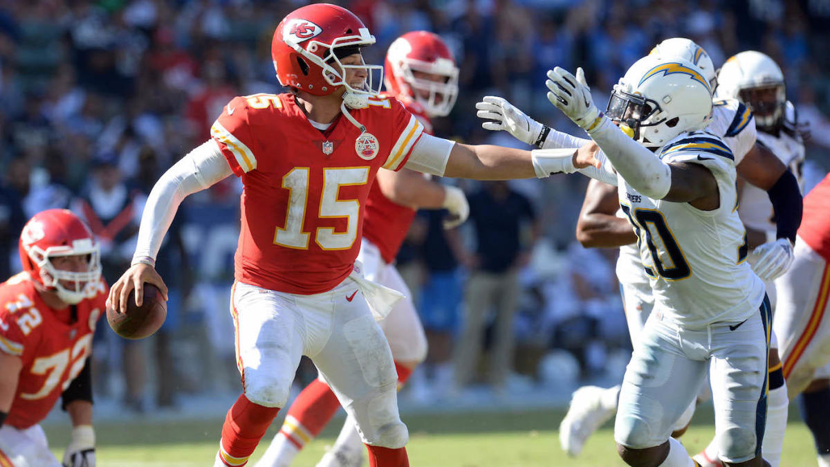 Chiefs at Chargers: Live updates, game stats, highlights for pivotal AFC West showdown in Mexico City on 'MNF' - CBSSports.com