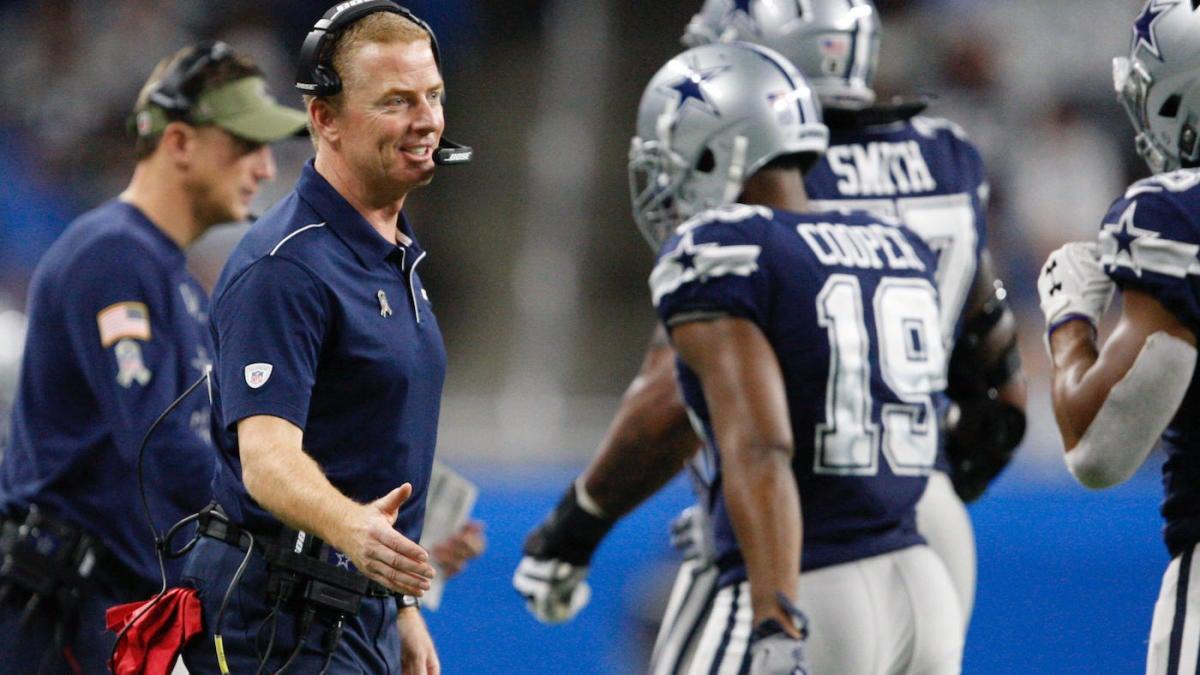 Cowboys Jason Garrett Holds Urgent Meeting With Players
