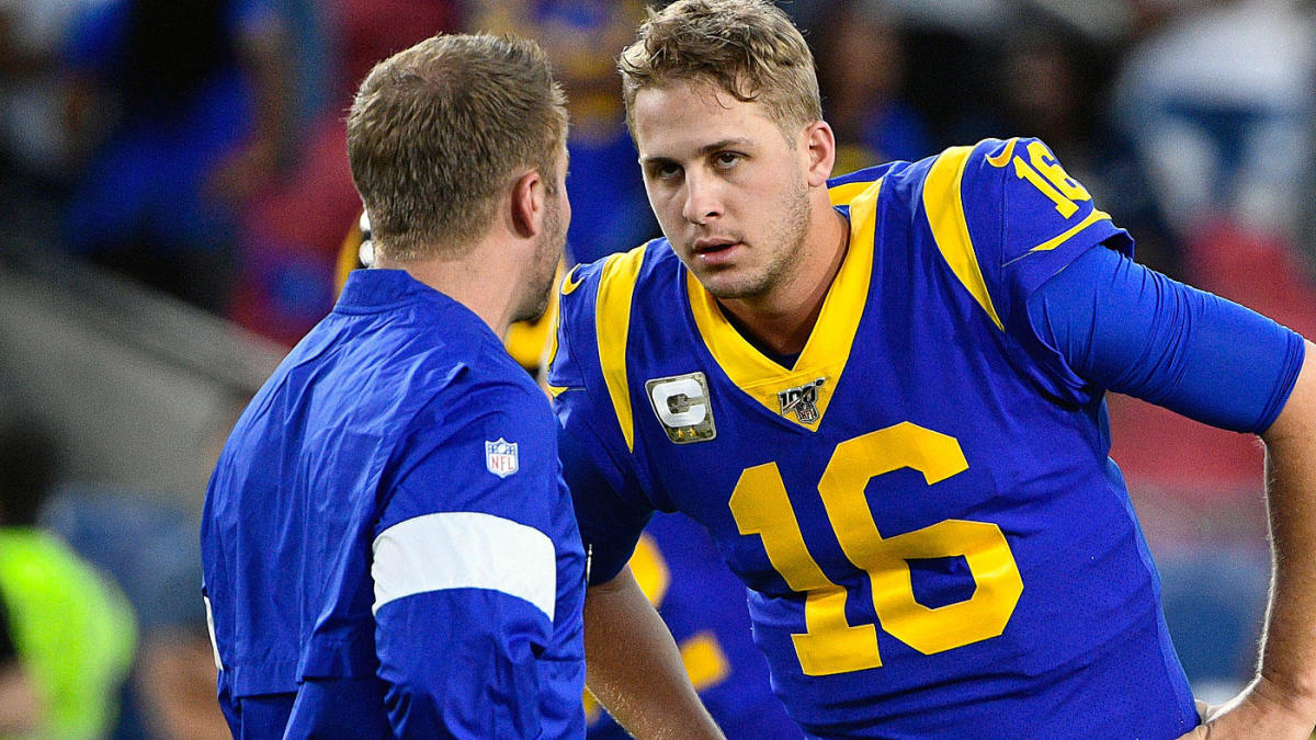 Why Jared Goff is perfectly safe as Rams purge big-money talent from their roster