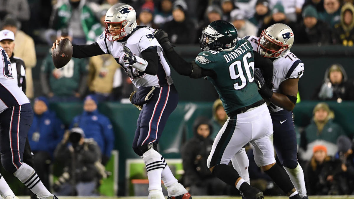Rex Ryan skewers Patriots offense after it struggled in win over Eagles: 'Tom Brady knows they lack talent'