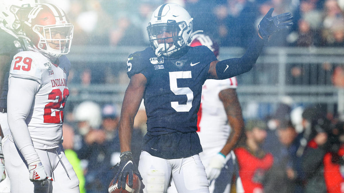 College Football Playoff Rankings Prediction Penn State