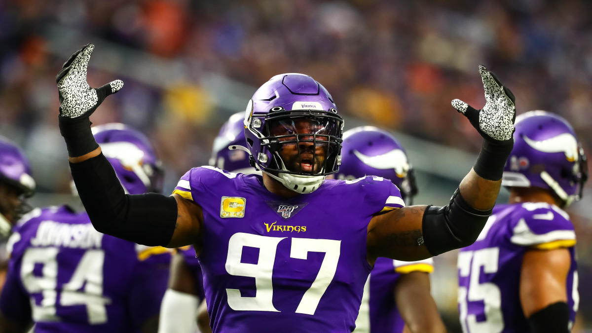 2020 NFL Free Agency: Everson Griffen opts out of contract with Vikings, per report