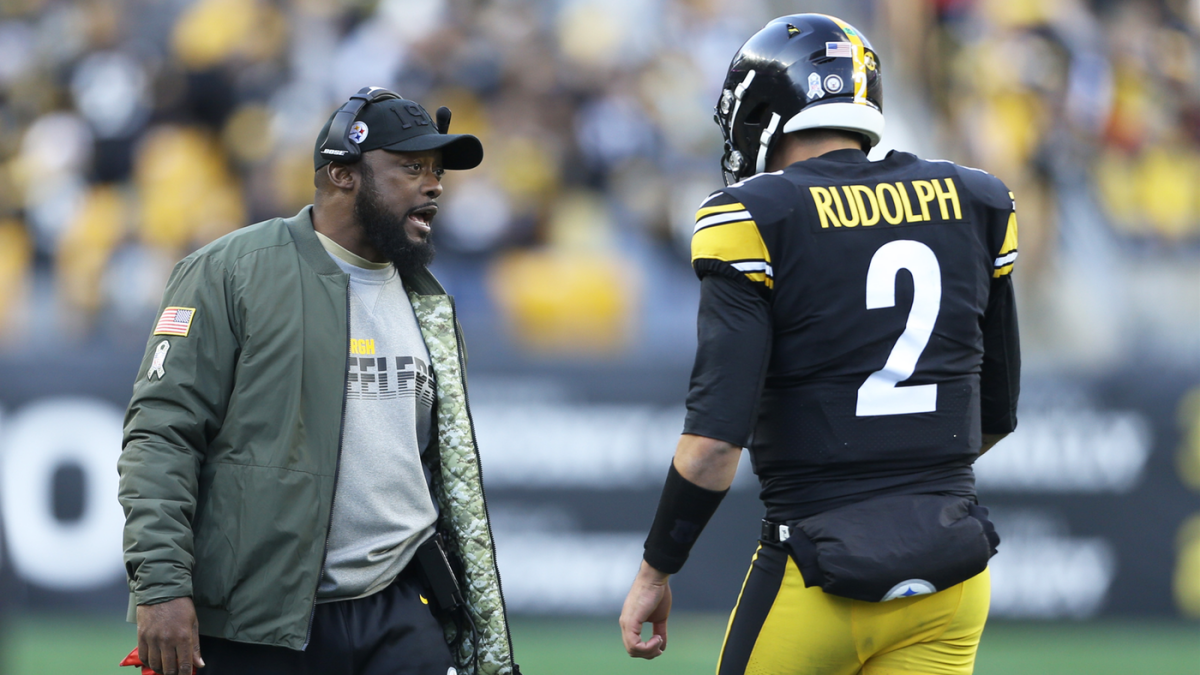 Steelers Coach Mike Tomlin Explains Why He S Sticking With