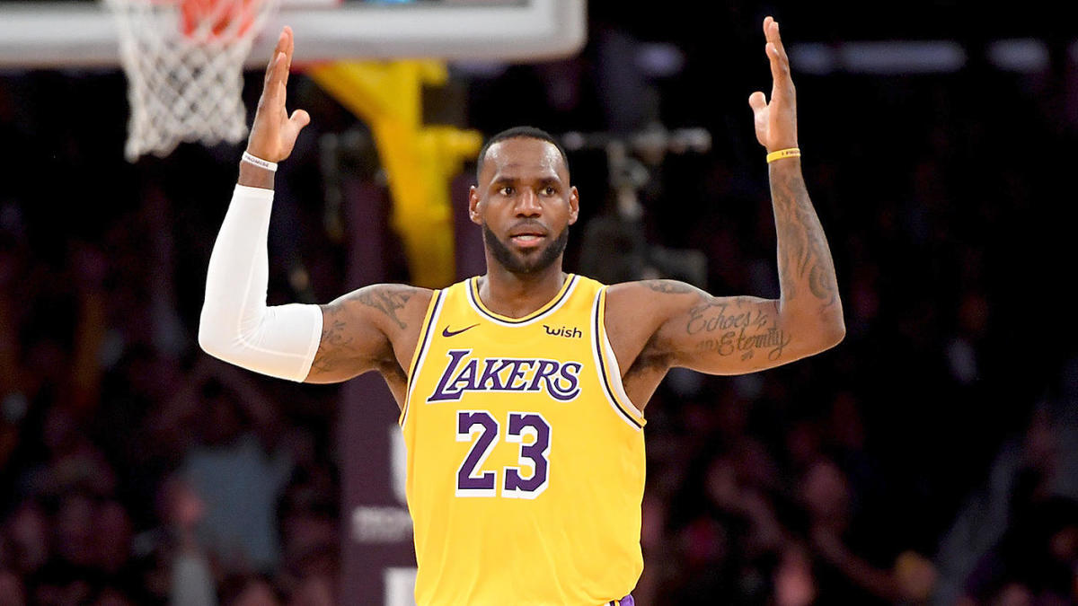 Lakers' LeBron James becomes first player in NBA history to record triple-double against every single team
