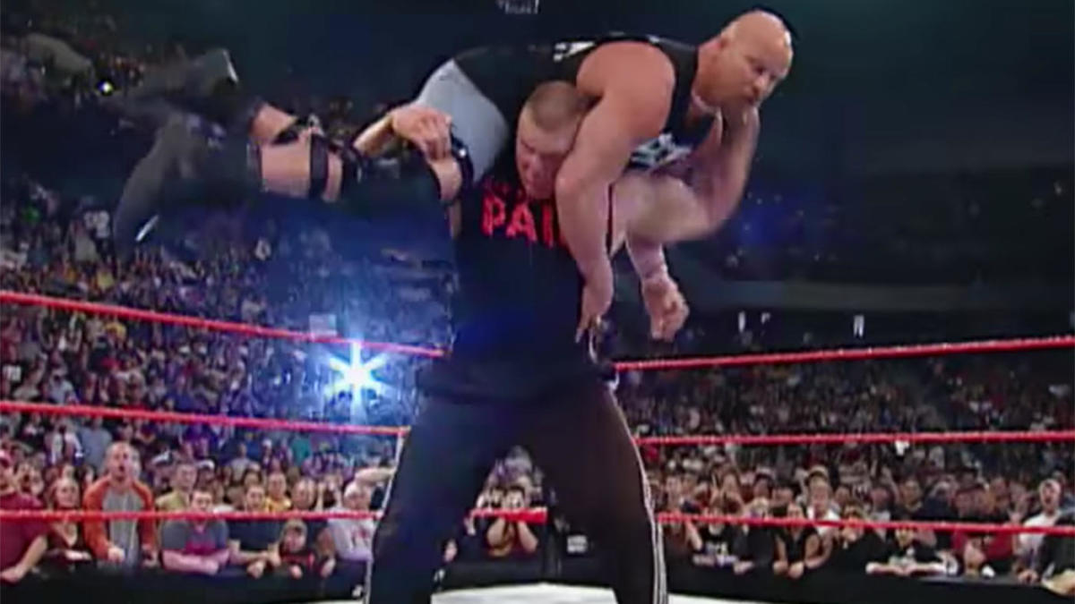 WWE legend 'Stone Cold' Steve Austin on why Brock Lesnar is the best wrestler of the 2010s