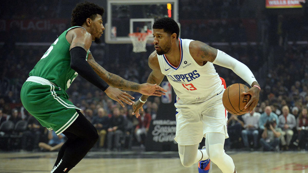 Paul George's passing saves Clippers against Celtics, and could be the key to their championship hopes