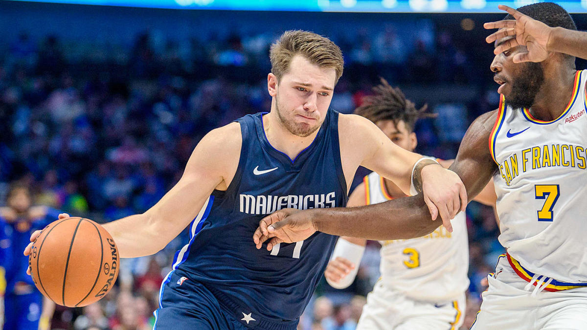 Luka Doncic makes history with dominant first quarter, racks up NBA-best seventh triple-double of season
