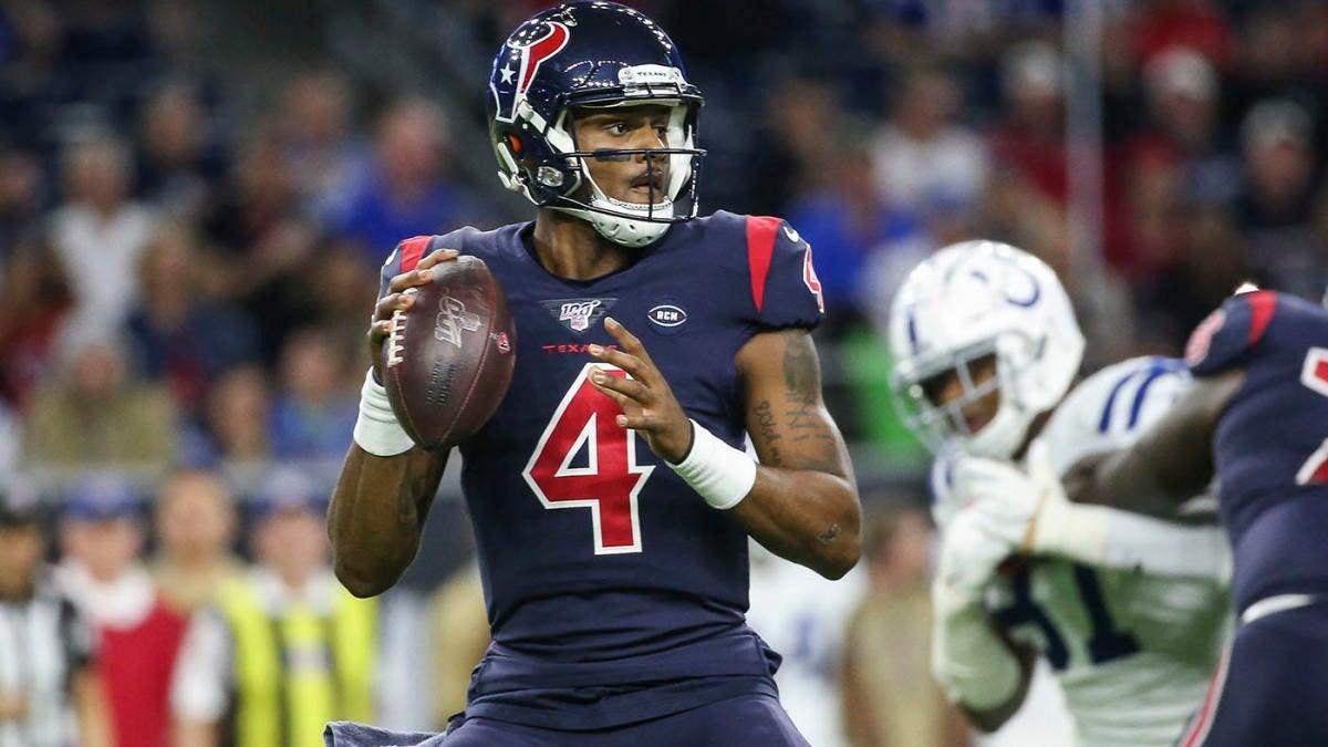 Texans' Deshaun Watson woke up at 2 a.m. to see his first ...