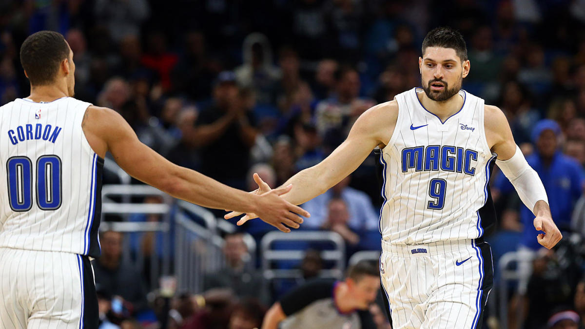 Magic All-Star center Nikola Vucevic diagnosed with ankle sprain, will be reevaluated in 7-10 days