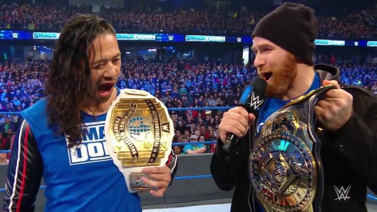 LOOK: New WWE intercontinental championship belt unveiled on SmackDown kicking off Survivor Series weekend