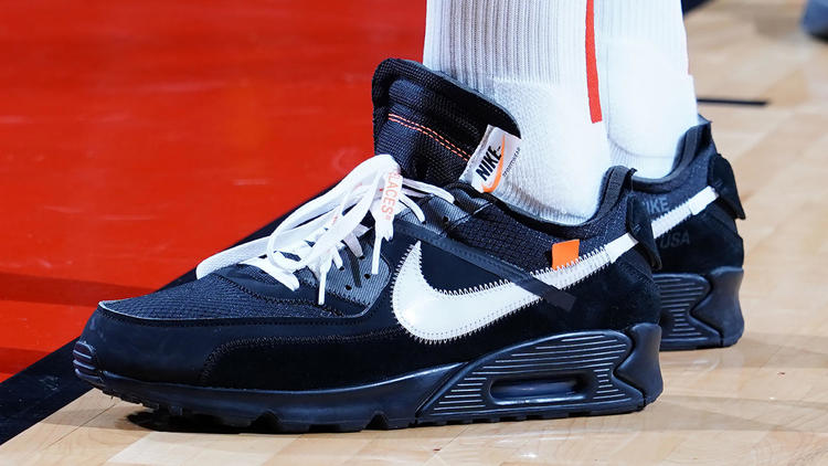 NBA Sneaker King Power Rankings: LeBron James, Paul George