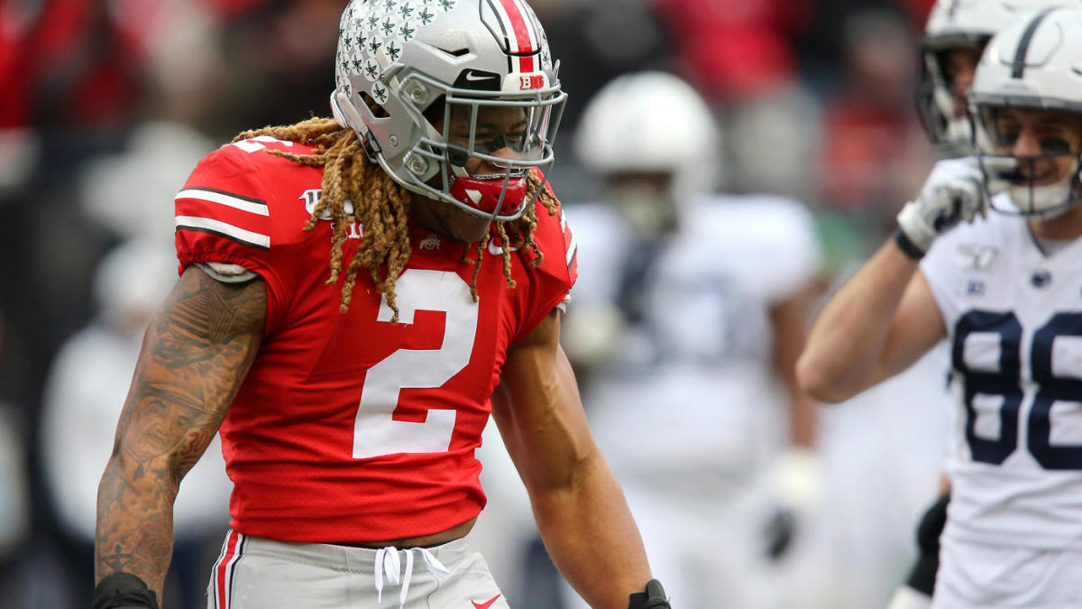 Ohio State defensive end Chase Young shines vs. Penn State ...