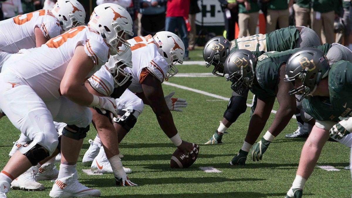 Texas vs. Baylor score: Live game updates, highlights ...