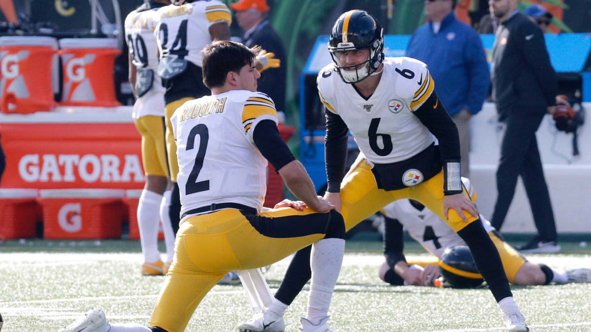 Steelers make it official, bench Mason Rudolph for rematch with Browns, elevate Devlin Hodges to starter