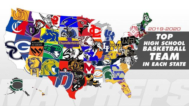 Best High School Basketball Team From All 50 States