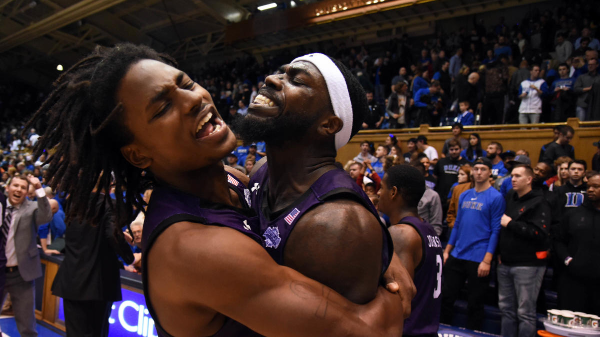 Stephen F. Austin player's GoFundMe flooded with donations after he hits game-winner against Duke