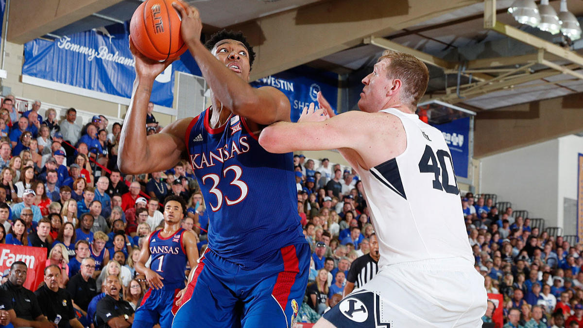 College Basketball Rankings Kansas Is Also No 1 In Coaches