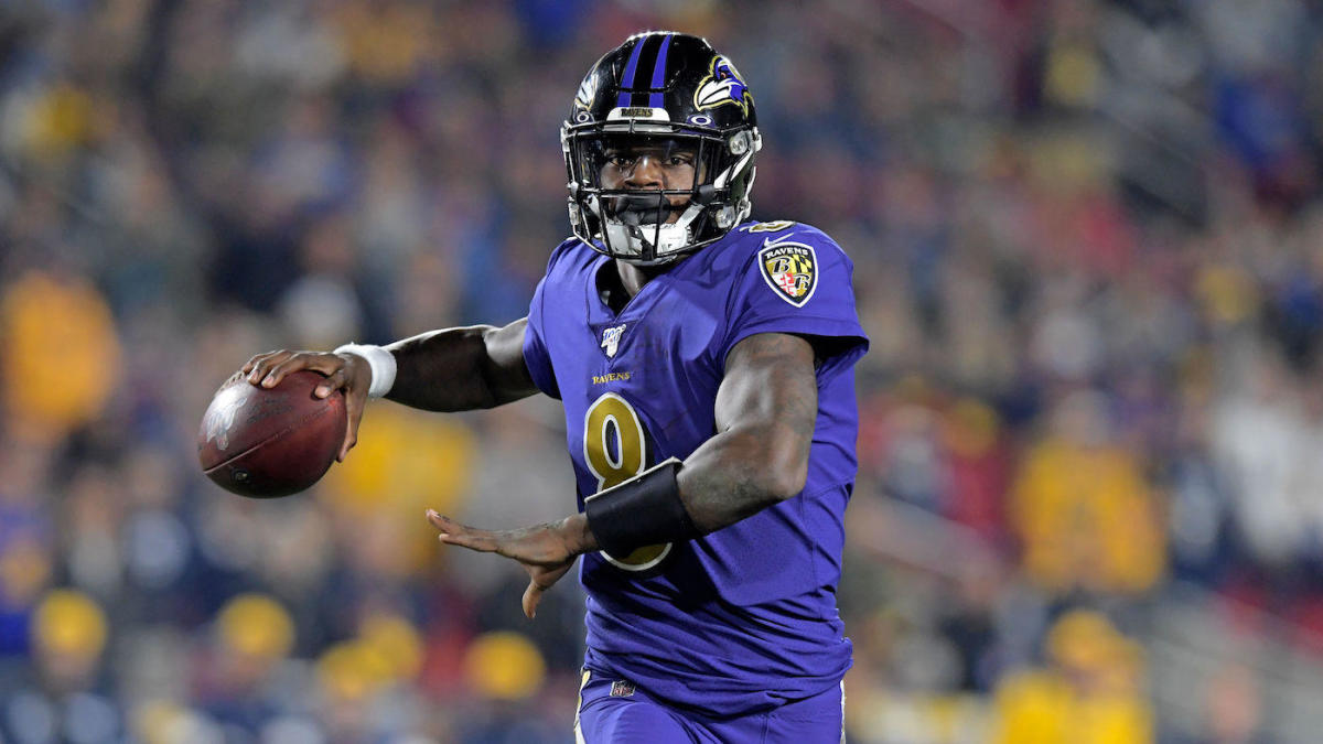 Lamar Jackson has a chance to break one of Michael Vick's biggest records this week