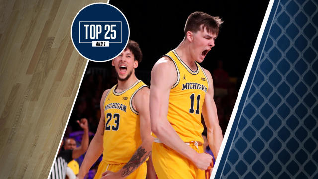 College Basketball Rankings North Carolina And Michigan Set