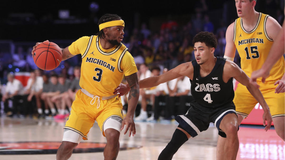 2019 Battle For Atlantis Scores Results Bracket Michigan