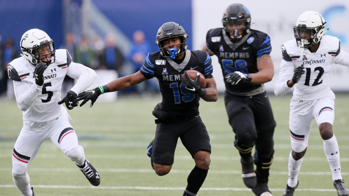 Memphis Vs Cincinnati Score Takeaways Tigers Force Aac Title Game Rematch With Victory Over Bearcats Cbssports Com