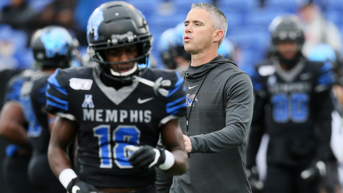 Memphis coach Mike Norvell the leading candidate for the Florida State job, per report