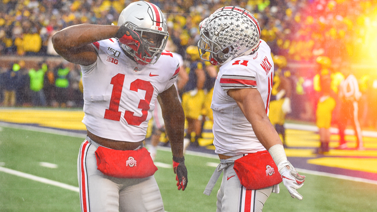 Bowl projections: Ohio State and LSU have locked up College Football Playoff bids