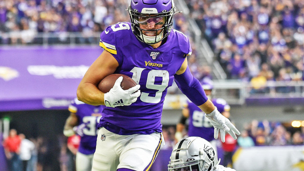 Adam Thielen believes Vikings will be fine without Stefon Diggs: 'Nobody knows about the depth of our room' - CBSSports.com