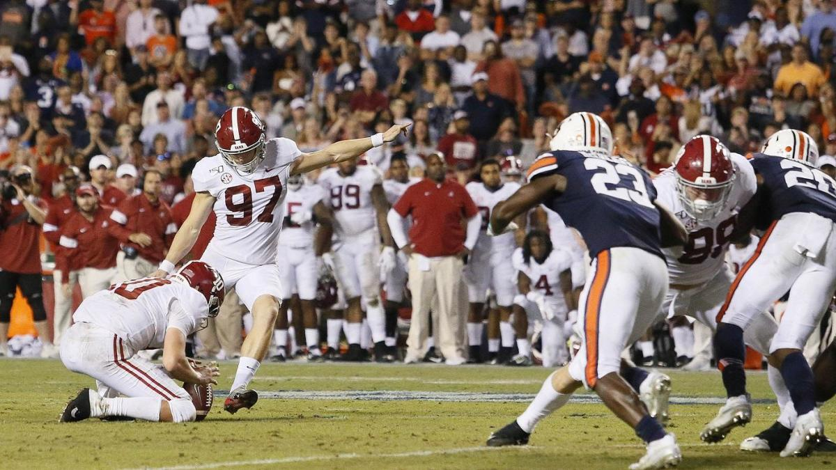 Alabama vs. Auburn: Twitter reacts to Crimson Tide missing late ...