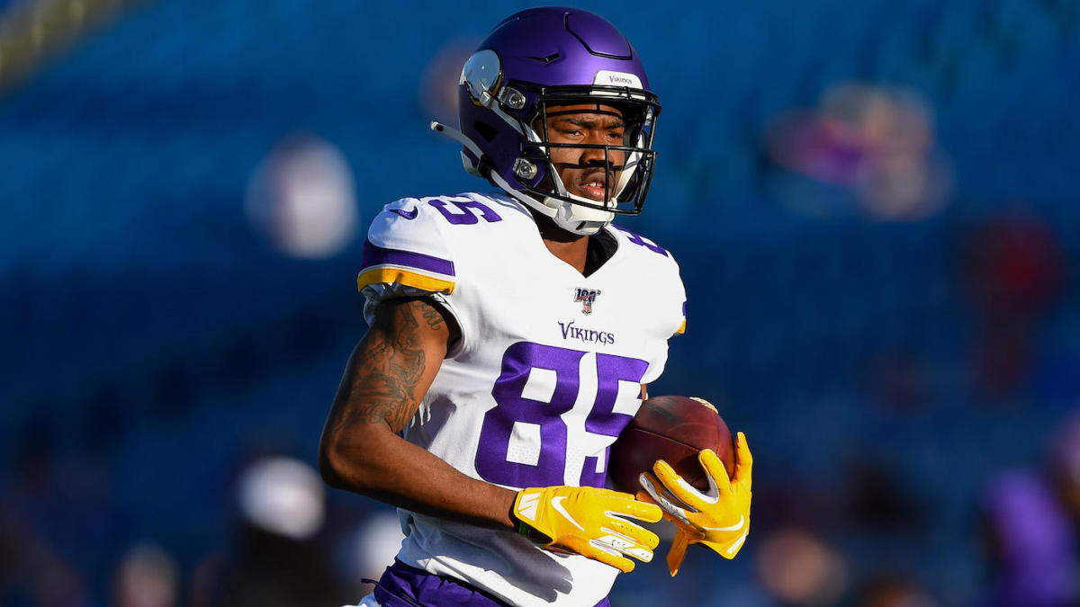 Vikings Expected To Promote Wide Receiver To Active Roster