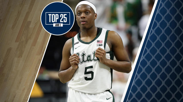 College Basketball Rankings Michigan State Falls Out Of Top