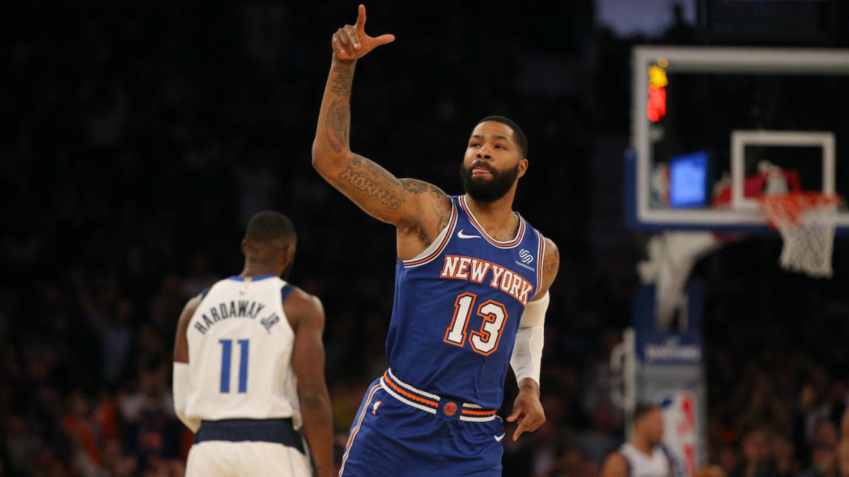 A Few Knicks Players Reportedly Prefer To Be Traded Marcus Morris Dennis Smith Jr Among Names To Watch Cbssports Com