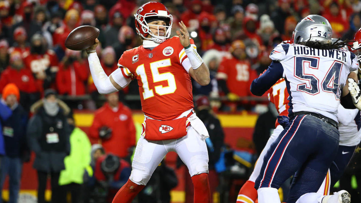 Chiefs at Patriots prediction: How to watch, live stream on CBS, CBS All Access, 2018 AFC Championship rematch