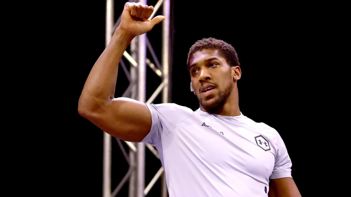 Anthony Joshua enters the fight of his life in a rematch that likely defines his future