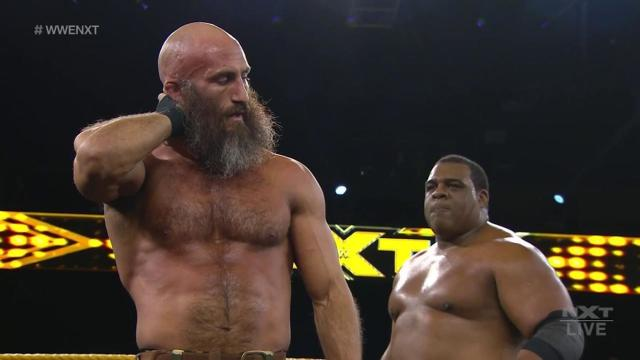 Wwe Nxt Results Recap Grades Title Picture Set To Be