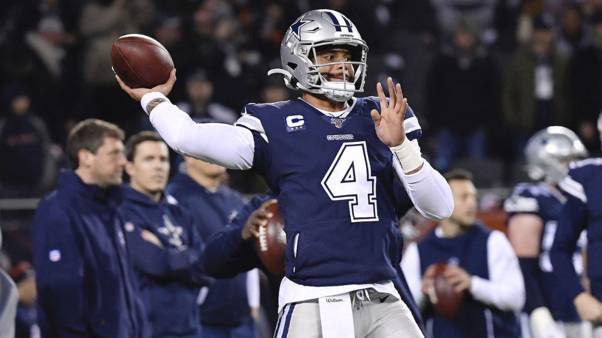 Cowboys' Dak Prescott suffers injuries to both hands in 'Thursday Night Football' loss to the Bears
