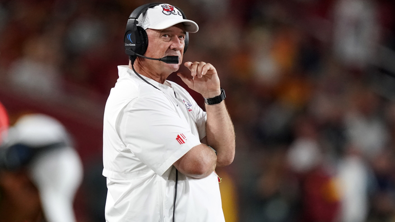 Fresno State coach Jeff Tedford to step down from position due to health concerns